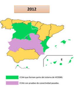 Mapa HCDSNS