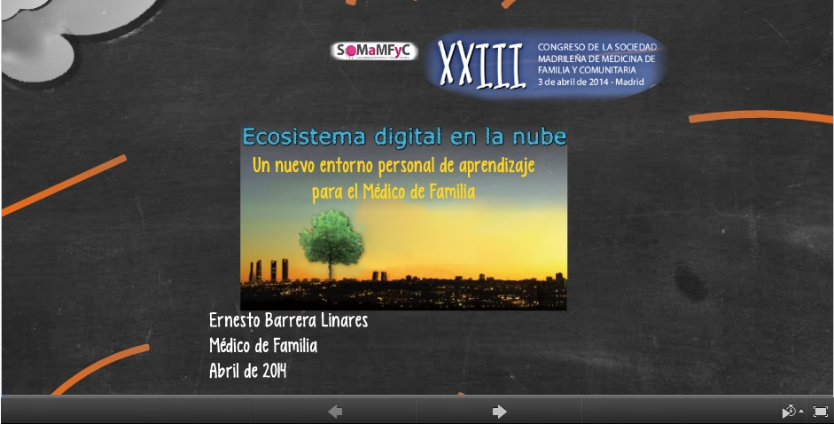 Conferencia inaugural congreso somamfyc. Ernesto Barrera