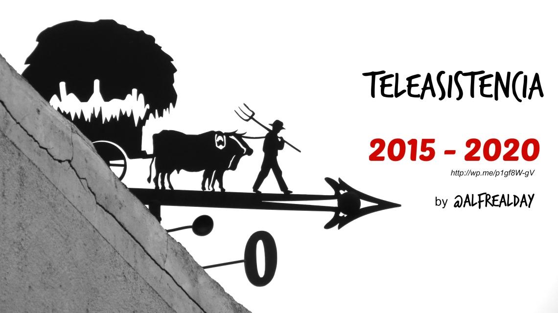 Mi visión futura de la Teleasistencia. 2015-2020.